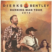 Dierks Bentley- Burning Man Tour Concert