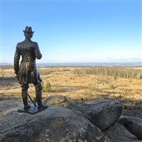 Gettysburg, PA & Washington DC