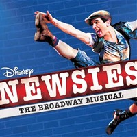 Newsies @ Circa '21 Dinner Playhouse