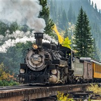 Colorado Trains Adventure