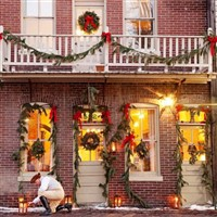 Christmas in St. Charles & Augusta, Missouri