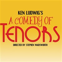 A Comedy of Tenors at Old Creamery Theatre QC