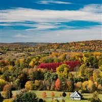 Autumn Leaf Peepers through the Northeast