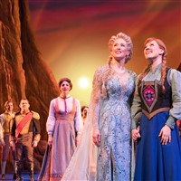 Frozen - Broadway in Chicago