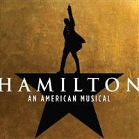 Hamilton at CIBC Theatre in Chicago, IL