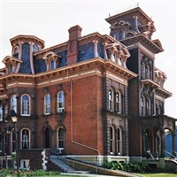 Jacob Henry Mansion - It's the Most Wonderful Time