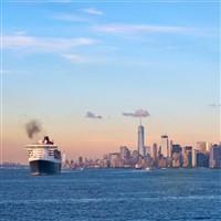 Queen Mary 2 East Coast/Canada Cruise