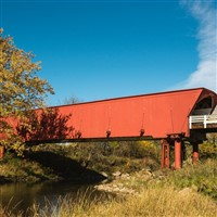 Winterset, IA- The Duke, Bridges, & More
