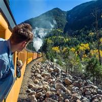Colorado & New Mexico Trains