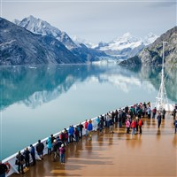 Alaska Discovery & Land Cruise- Collette