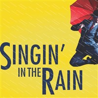 Singin' in the Rain @ Circa '21 Dinner Playhouse