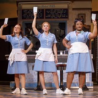 Waitress at Fox Theatre in St Louis