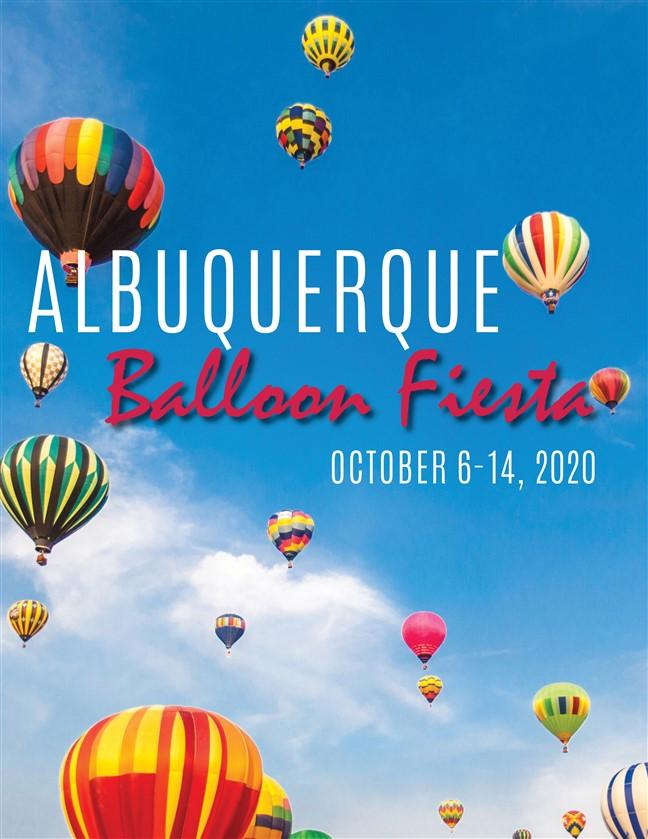 Albuquerque Balloon Festival 2020 Albuquerque Balloon Fiesta